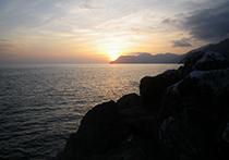 auberge de jeunesse à Manarola, un des villages des Cinque Terre