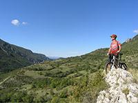 Des chemins du soleil à la mer de Sisteron à Fréjus