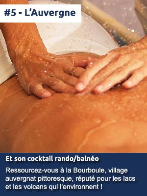 #5 – L'Auvergne et son cocktail rando/balnéo