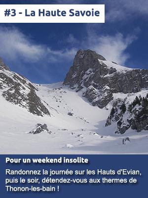 #3 - Un weekend insolite en Haute-Savoie