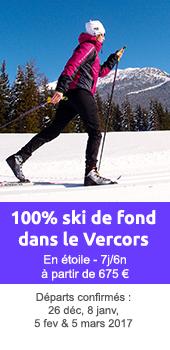 100% ski de fond