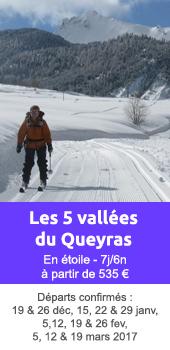 les 5 vallées du Queyras