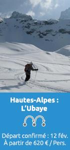 hautes-alpes : l'ubaye