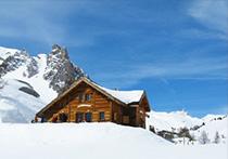 Arcanson Ski de Randonnée Nordique Queyras Escartons Hautes Alpes