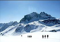 Arcanson Ski de Randonnée Nordique Ubaye Hautes Alpes