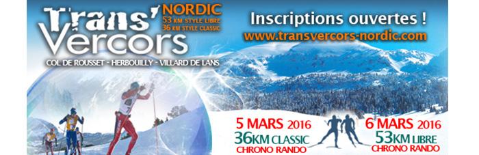 arcanson transvercors ski de fond 2016