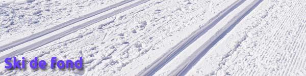 Séjours ski de fond